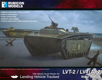 LVT-2 / LVT(A)-2 Water Buffalo