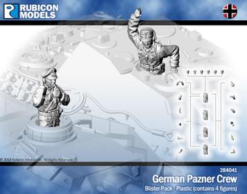 German Panzer Crew