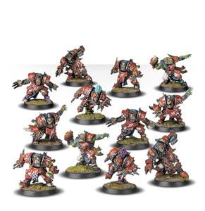 Blood Bowl: The Gouged Eye (Orc Team)