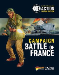Bolt Action: Battle of France Campaign Book
