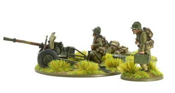 Bolt Action: French Army 25mm Light Anti-Tank Gun