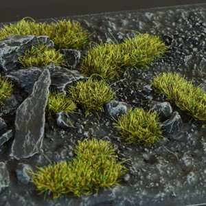 Gamers Grass - Dark Moss 2mm (GG2-DM)
