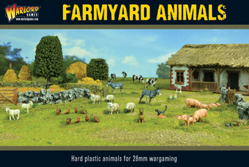 Farmyard Amimals