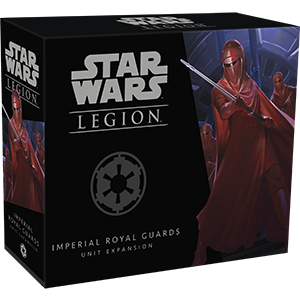 Star Wars: Legion - Imperial Royal Guards Unit Expansion