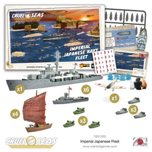 Cruel Seas: Imperial Japanese Navy Fleet
