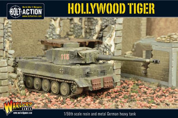 Bolt Action: Hollywood Tiger (Kellys Heroes)