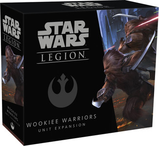 Star Wars: Legion - Wookie Warriors Unit Expansion