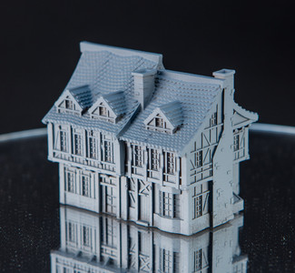 6mm Tudor Building - 285MEV131