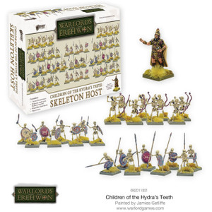 Warlords of Erehwon: Children of the Hydra's Teeth - Skeleton Host