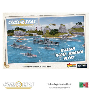 Cruel Seas: Italian Regia Marina Fleet