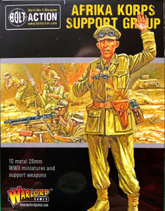 Bolt Action: Afrika Korps Support Group