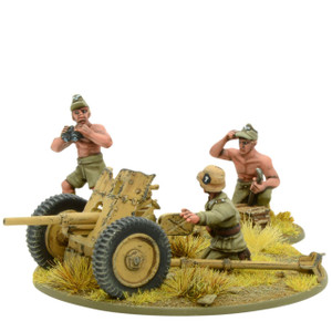 Bolt Action: Afrika Korps Pak 36 Light Anti-tank Gun
