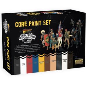 Warlord Core Paint Set