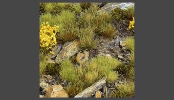 Gamers Grass - Highland Tuft Set