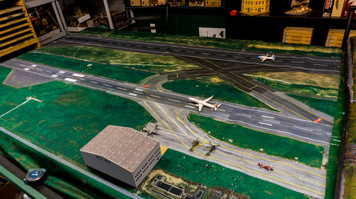 Game Mat - Airport 2