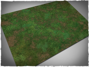 Game mat - Forrest - Cloth, 4x6