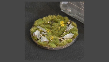 Battle Ready Bases - Highland Bases, Round 100mm (x1)