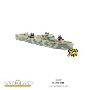 Cruel Seas: R-23 R-boat