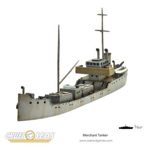 Cruel Seas: Merchant Tanker