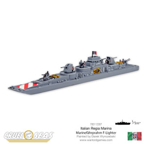 Cruel Seas: Marinefahrprahm F-Lighter