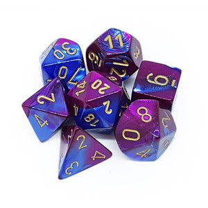 Gemini 2: Poly Blue Purple/Gold (7)