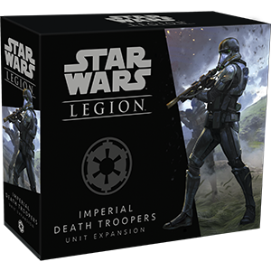 Star Wars: Legion - Imperial Death Troopers Unit Expansion