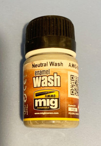 AMMO: Enamel Washes - Neutral Wash (35ml)