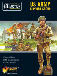 Bolt Action: US Army Support Group