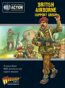 Bolt Action: British Airborne Support Group