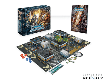 Infinity: Operation Icestorm Box Set