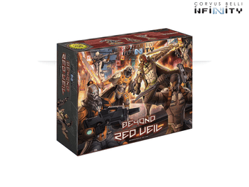 Infinity (#644): Beyond Red Veil Expansion Pack (Special Edition)