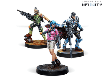 Infinity (#773) Dire Foes Mission Pack 8: Nocturne
