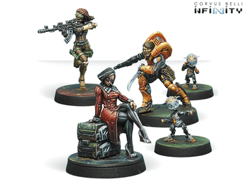 Infinity (#613) Dire Foes Mission Pack 6 - Defiant Truth