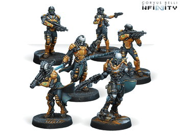 Infinity (#583) Yu Jing Imperial Service (Yu Jing Sectorial Starter Pack)