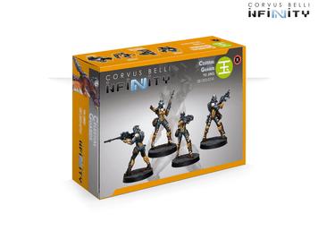 Infinity (#741) Yu Jing: Celestial Guard