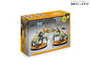Infinity (#736): Haqqislam Remotes