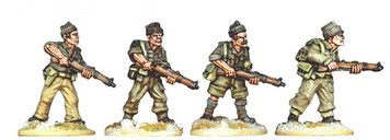 Artizan WWII 28mm: British Commandos (4)