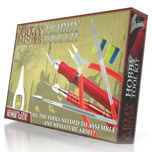The Army Painter Hobby Tool Kit