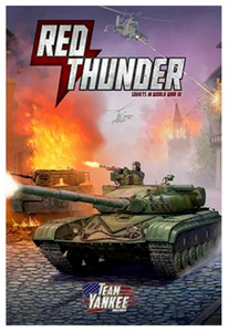 Team Yankee:  Red Thunder (60-page hardback)
