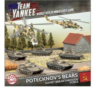 Team Yankee:  Potechnov's Bears