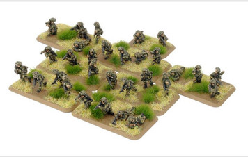 Team Yankee:  British Mechanised Platoon
