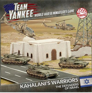 Team Yankee:  Kahalani's Warriors