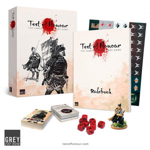 Test of Honour V2: Starter Set - Version 2