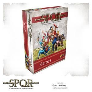 SPQR: Gaul Heroes