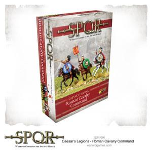 SPQR: Caesar's Legions Cavalry Command