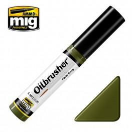 AMMO: Oilbrusher - Field Green