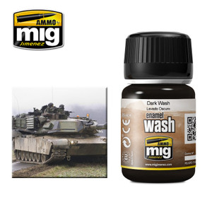 AMMO: Enamel Washes - Dark (35ml)