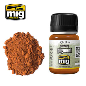 AMMO: Pigments - Light Rust (35ml)
