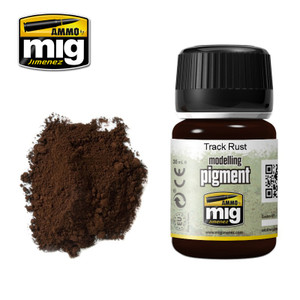 AMMO: Pigments - Track Rust (35ml)