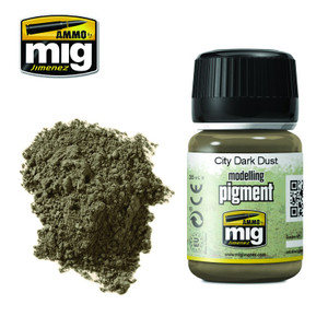AMMO: Pigments - City Dark Dust (35ml)